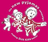 Sick Kids New Pajamas Logo
